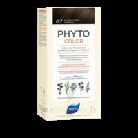 Phytocolor Kit Coloration Permanente 6.7 Blond Foncé Marron à ANNEMASSE