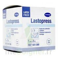 Lastopress® Bande De Compression Cohésive 7 Cm X 3 Mètres - Coloris Chair à ANNEMASSE
