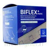 Biflex 16 Pratic Bande Contention Légère Chair 8cmx3m à ANNEMASSE
