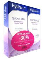 Hydralin Quotidien Gel Lavant Usage Intime 2*200ml à ANNEMASSE