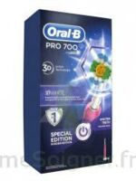 Oral B Professional Care 700 Brosse Dents White And Clean B/1 à ANNEMASSE