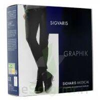 Sigvaris Graphik 2 Chaussette Homme Cobalt N Médium à ANNEMASSE