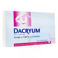 Dacryum S P Lav Opht En Récipient Unidose 10unid/5ml à ANNEMASSE