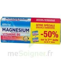 Govital Magnésium Vitamine B6 Comprimés 2*b/45 à ANNEMASSE