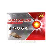 Nurofenplast 200 Mg Emplâtre Médic 4sach à ANNEMASSE