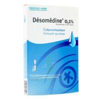 Desomedine 0,1 % Collyre Sol 10fl/0,6ml à ANNEMASSE
