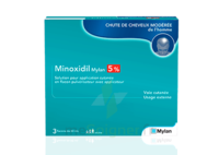 Minoxidil Mylan 5 %, Solution Pour Application Cutanée à ANNEMASSE