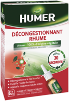 Humer Décongestionnant Rhume Spray Nasal 20ml à ANNEMASSE