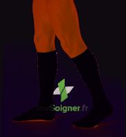 Dynaven Fin Chaussettes  Homme Classe 2 Noir Small Long à ANNEMASSE