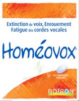Boiron Homéovox Comprimés à ANNEMASSE
