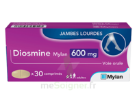 Diosmine Mylan 600 Mg, Comprimé à ANNEMASSE