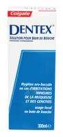 Dentex Solution Pour Bain Bouche Fl/300ml à ANNEMASSE