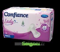 Confiance Lady Protection Anatomique Incontinence 4 Gouttes Sachet/14 à ANNEMASSE