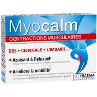 Myocalm Comprimés Contractions Musculaires B/30 à ANNEMASSE