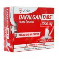 Dafalgantabs 1 G Cpr Pell Plq/8 à ANNEMASSE