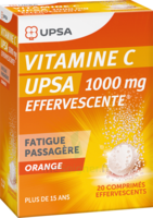 Vitamine C Upsa Effervescente 1000 Mg, Comprimé Effervescent à ANNEMASSE