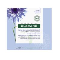 Klorane Bleuet Bio Patchs Défatigants Express 2 Patchs à ANNEMASSE